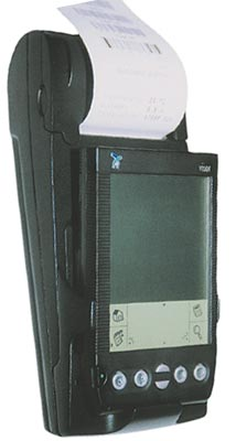 PP-50 Printer for the Visor